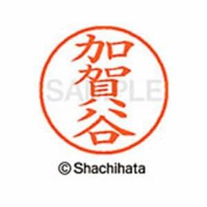 シヤチハタ XL-9 0667  カガヤ ネーム9