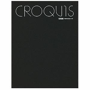 マルマン SL2 クロッキーブック大 クリームコットン紙 (ロゴ:レッド、ホワイトうち1色。色はおまかせ)