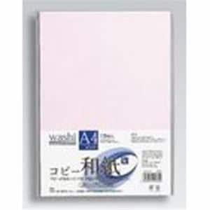 マルアイ カミ-P4AP コピー和紙 A4判 15枚入り ピンク