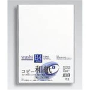 マルアイ カミ-P4BW コピー和紙 B4判 15枚入り ホワイト