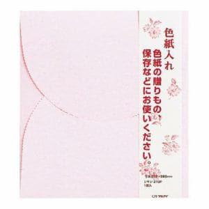 マルアイ シキシ-310P 色紙入れ ピンク