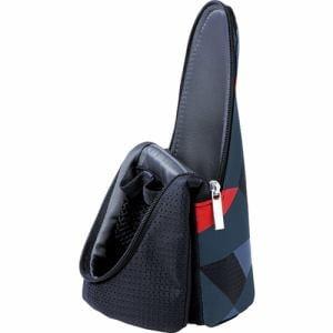 ソニック FD-1593-DR ブレイブ スマ・スタ 立つペンケース パターン 黒