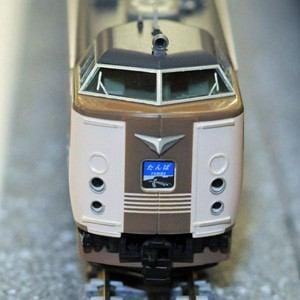 トミックス (再生産)(N)92400 JR西日本 183系特急電車「たんば」4両セット