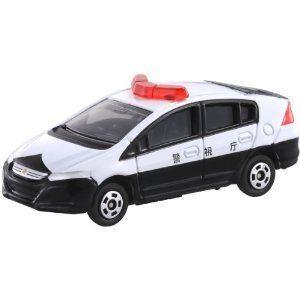 タカラトミー 083ホンダインサイトパトロールカー(ブリスター)