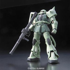 バンダイRGシリーズRG04 量産型ザク