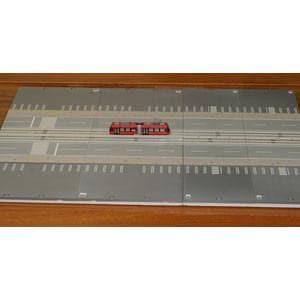 カトー (N) 40-802 ユニトラム V52 直線拡張セット