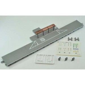 トミーテック (再生産)(N) BS-001 バス停ユニットセットA