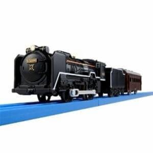 タカラトミー(TAKARA TOMY) S-28 ライト付D51 200号機蒸気機関車