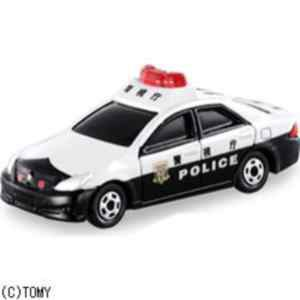 タカラトミー トミカ 110 トヨタ クラウン パトロールカー
