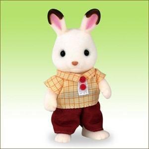 エポック社 シルバニアファミリー ウ-61 ショコラウサギのお父さん