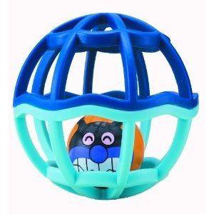アガツマ NEW アンパンマン しゃかしゃかボール ブルー