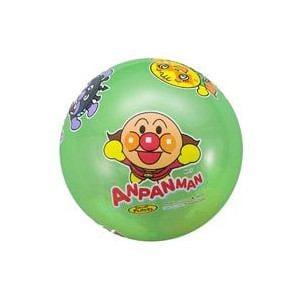 アガツマ アンパンマン ボール7号 クリアグリーン