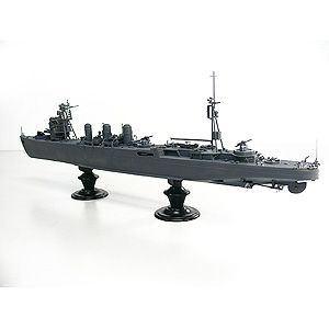 アオシマ 1/350アイアンクラッド鋼鉄艦-防空巡洋艦五十鈴(02872)プラモデル