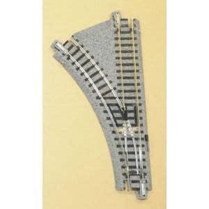 カトー Nゲージ ユニトラックコンパクト電動ポイントR150-45°左 20-240
