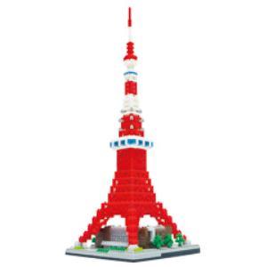 カワダ ナノブロック NB-022 東京タワー デラックスエディション