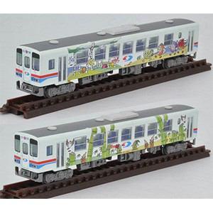 トミーテック (N) 鉄道コレクション 若桜鉄道WT3000形 2両セット