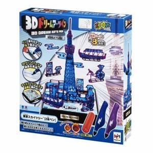 3Dドリームアーツペン 東京スカイツリー(2本ペン)