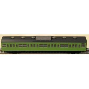 トミックス (N) 9309 国鉄電車 サハ103 (初期型冷改車・ウグイス)