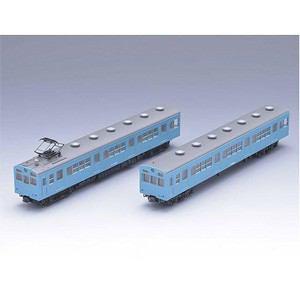 トミックス (N) 98957 国鉄 72・73形通勤電車(富山港線)2両セット(限定品)