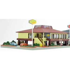 トミーテック (N) 建物コレクション 146 都市型レストランA