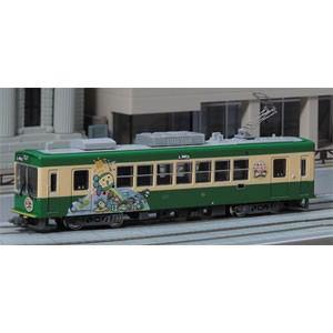 モデモ (N) NT155 京福電鉄 モボ631形 新江ノ電号