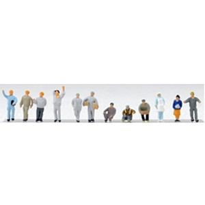 トミーテック (N) ザ・人間110 工場の人々