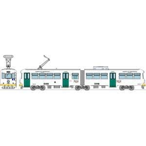 トミーテック (N) 鉄道コレクション 熊本市交通局5000形(最終塗装車)A
