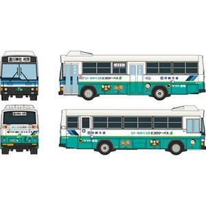 トミーテック (N) ザ・バスコレクション 宮崎交通ヒト・ものハコぶエコロジーバス