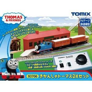 トミックス (N) 93706 きかんしゃトーマスDXセット