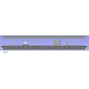 トミックス (再生産)(N) 4278 島式ホーム(都市型)売店・照明付延長部