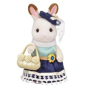 シルバニアファミリー TVS-02 ショコラウサギのお姉さん