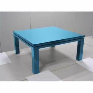 HERBRelax WEBKLARI-BL ヤマダ電機オリジナル デザインテーブル「KLARI」 ブルー
