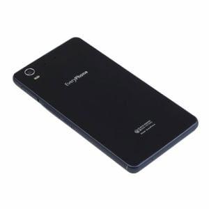 [LTE対応] ヤマダ電機オリジナルモデル Windows 10 Mobile SIMフリースマートフォン EveryPhone ブラック&Y.U-mobile ヤマダニューモバイルSIMカード(契約者向け)セット