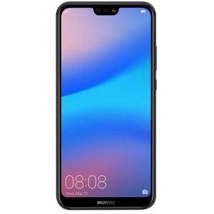 【台数限定】 Huawei(ファーウェイ) P20LITE/BLACK SIMフリースマートフォン 「HUAWEI P20 lite」 ミッドナイトブラック