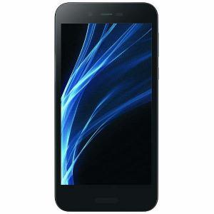 【台数限定】 シャープ SH-M05-B SIMフリースマートフォン Android 7.1 5.0型 「AQUOS(アクオス)」 ブラック