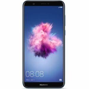 【台数限定】 Huawei(ファーウェイ) NOVALITE2/BLUE Android8.0搭載 5.65インチ液晶 SIMフリースマートフォン ブルー