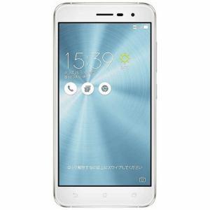 【台数限定】 ASUS ZE520KL-WH32S3 SIMフリースマートフォン Zenfone3 32G パールホワイト