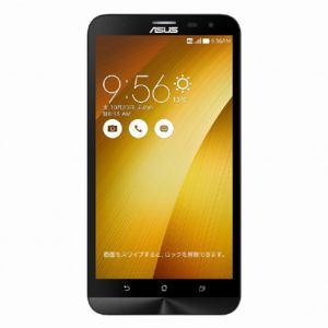 【台数限定】 ASUS ZE601KL-GD32S3 [LTE対応]SIMフリー Android 5.0スマートフォン「ZenFone 2 Laser ゴールド」 32GB