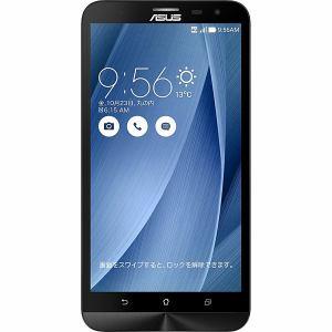【台数限定】 ASUS ZE500KL-GY16 [LTE対応]SIMフリー Android 5.0スマートフォン「ZenFone 2 Laser」 16GB グレー