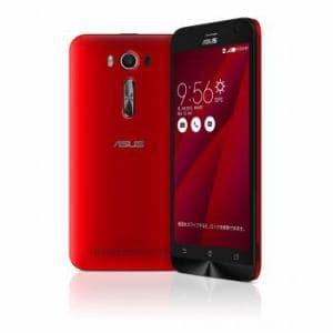 【台数限定】 ASUS ZE500KL-RD16 LTE対応 SIMフリースマートフォン 「ASUS ZenFone 2 Laser」(16GB) レッド