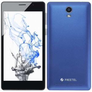 【台数限定】 freetel(フリーテル) FTJ152B-PRIORI3S-NV [LTE対応] SIMフリースマートフォン「Priori3S LTE」 ネイビー