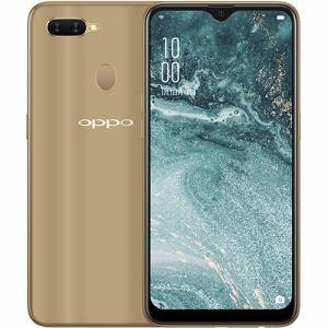 【台数限定】OPPO CPH1903(GD) SIMフリースマートフォン OPPO AX7 ゴールド