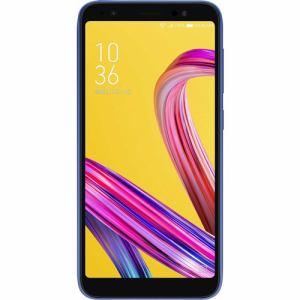 【台数限定】ASUS ZA550KL-BL32 SIMフリースマートフォン ZenFone Live L1  スペースブルー