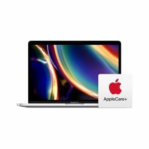 【アップルケアセット】Apple MXK62J/A 13インチ MacBook Pro Touch Bar 2020年モデル 第8世代クアッドコアIntel Core i5 256GB シルバー + アップルケアセット