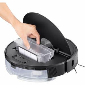 【TVショッピング限定・特典付きセット】ロボット掃除機 Roborock S6MaxV 掃除ロボット 黒 S6V52-04