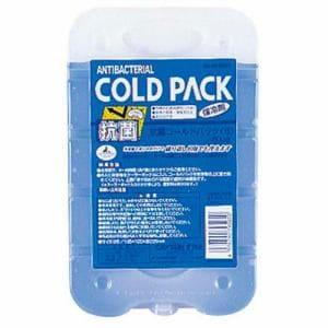 キャプテンスタッグ CAPTAIN STAG 抗菌コールドパック Sサイズ 500g 保冷剤 ポリエチレン(無機系抗菌剤使用) M-9505