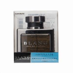 カーメイト  L16ブラングリキッドBK ホワイトムスク2  70ml ブラック