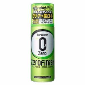 シュアラスター S-125 ゼロフィニッシュ 300ml スプレーして拭くだけコーティング