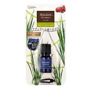 エステー SHALDAN My Aroma for CAR ボタニカルレモングラス 5ml