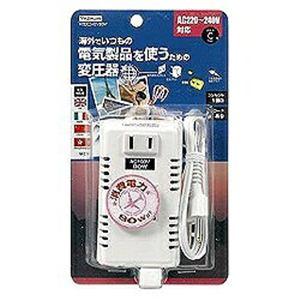 ヤザワ 変圧器 (ダウントランス)(80W) HTDC240V80W